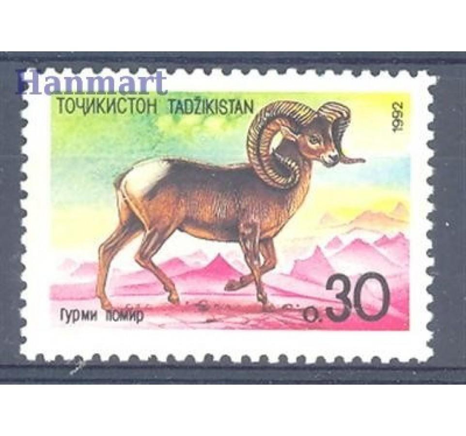 Tadżykistan 1992 Mi 4 Czyste **