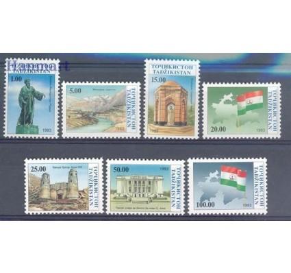Znaczek Tadżykistan 1993 Mi 15-21 Czyste **