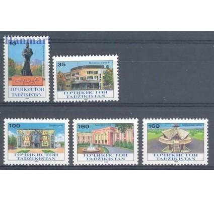 Znaczek Tadzykistan 1994 Mi 45-49 Czyste **