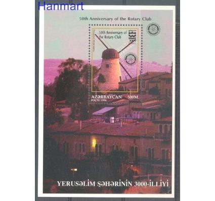 Azerbejdżan 1997 Mi bl 29 Czyste **