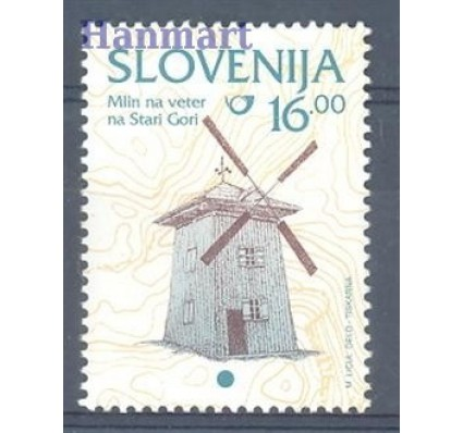 Słowenia 1999 Mi 254 Czyste **