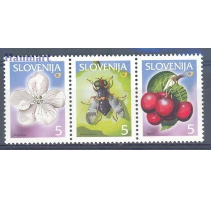 Znaczek Słowenia 2000 Mi 313-315 Czyste **