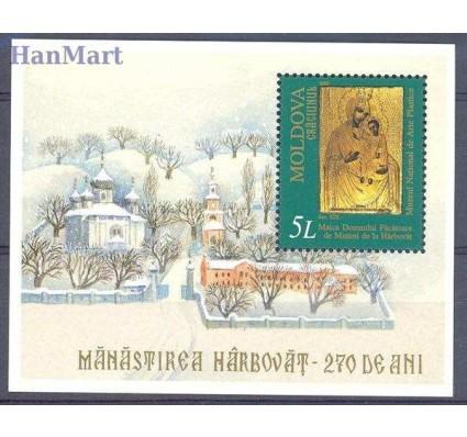 Znaczek Mołdawia 2000 Mi bl 22 Czyste **