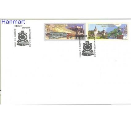 Znaczek Rumunia 2010 Mi 6466-6467 FDC