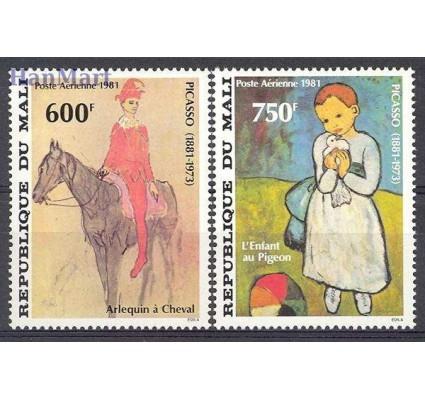 Mali 1981 Mi 876-877 Czyste **