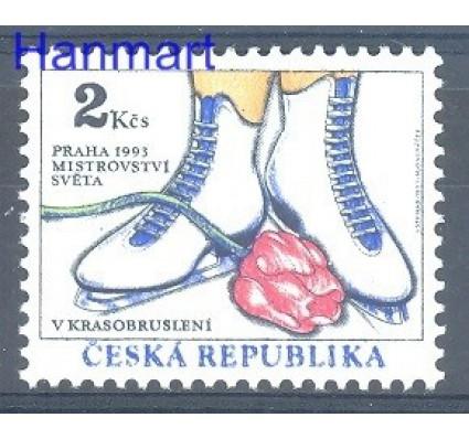 Czechy 1993 Mi 2 Czyste **