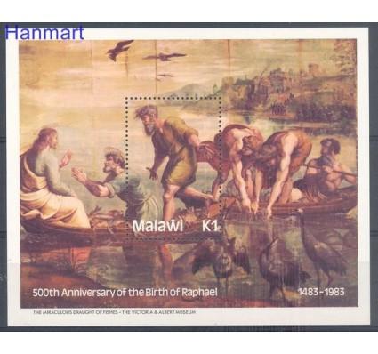 Znaczek Malawi 1983 Mi bl 61 Czyste **