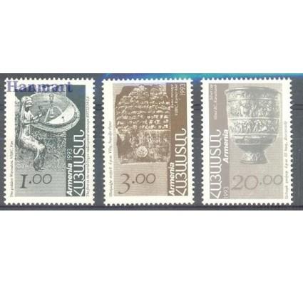 Znaczek Armenia 1993 Mi 207-209 Czyste **