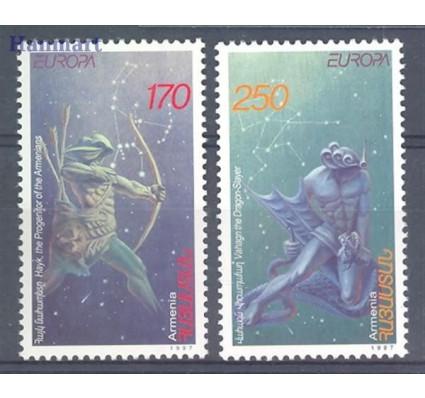 Armenia 1997 Mi 317-318 Czyste **