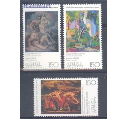 Znaczek Armenia 1998 Mi 330-332 Czyste **