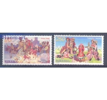 Znaczek Armenia 1998 Mi 335-336 Czyste **