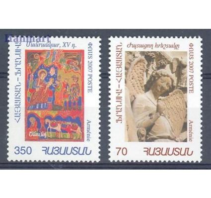 Znaczek Armenia 2007 Mi 608-609 Czyste **