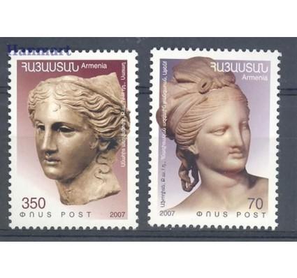 Znaczek Armenia 2007 Mi 633-634 Czyste **