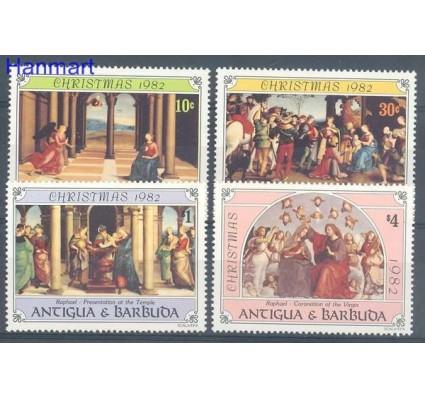 Antigua i Barbuda 1982 Mi 695-698 Czyste **