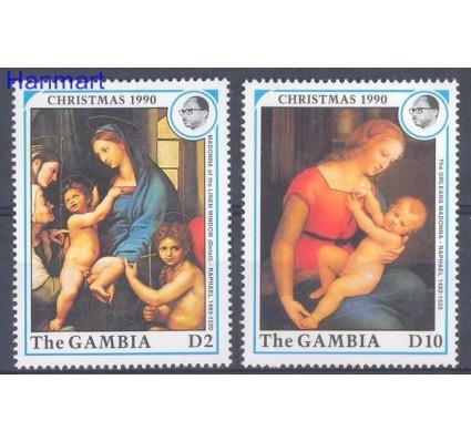 Znaczek Gambia 1990 Mi 1099 Czyste **