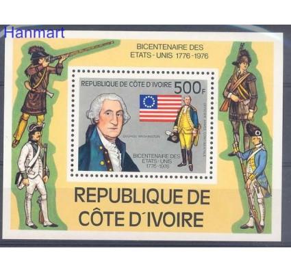Wybrzeże Kości Słoniowej 1976 Mi bl 6 Czyste **