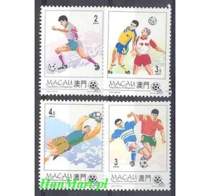 Znaczek Makau 1994 Mi 759-762 Czyste **