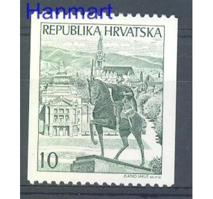 Znaczek Chorwacja 1992 Mi 197 Czyste **