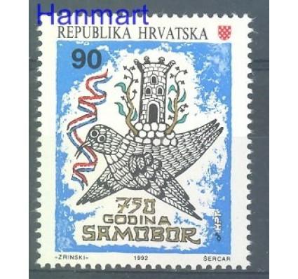 Znaczek Chorwacja 1992 Mi 215 Czyste **