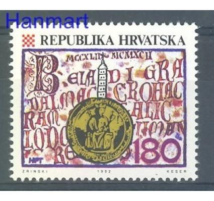 Chorwacja 1992 Mi 217 Czyste **