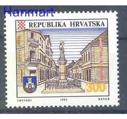Znaczek Chorwacja 1993 Mi 223 Czyste **