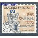 Chorwacja 1993 Mi 234 Czyste **