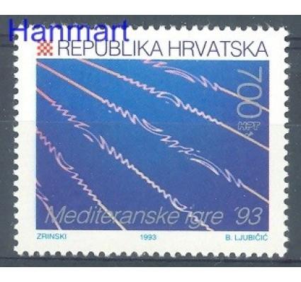 Chorwacja 1993 Mi 246 Czyste **