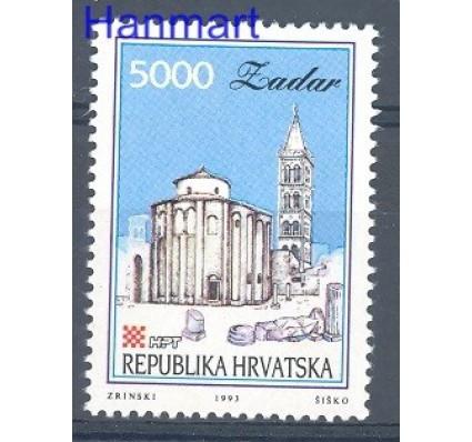 Znaczek Chorwacja 1993 Mi 255 Czyste **