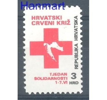 Znaczek Chorwacja 1992 Mi zwa 22 Czyste **