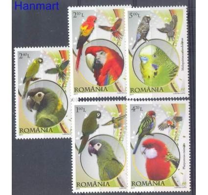 Znaczek Rumunia 2011 Mi 6499-6503 Czyste **