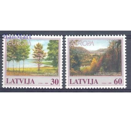 Znaczek Łotwa 1999 Mi 496-497 Czyste **