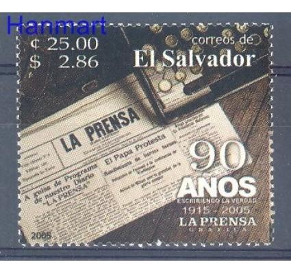 Salwador 2005 Mi 2367 Czyste **