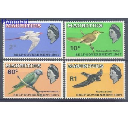 Znaczek Mauritius 1967 Mi 294-297 Czyste **