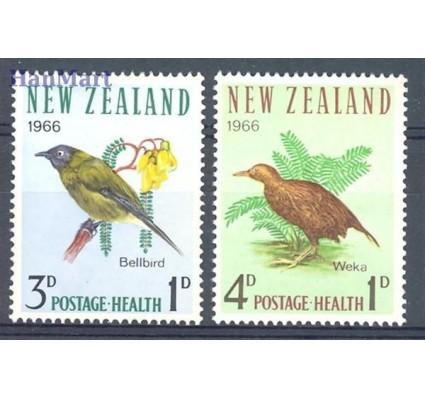 Znaczek Nowa Zelandia 1966 Mi 451-452 Czyste **