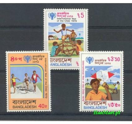 Bangladesz 1979 Mi 128-130 Czyste **