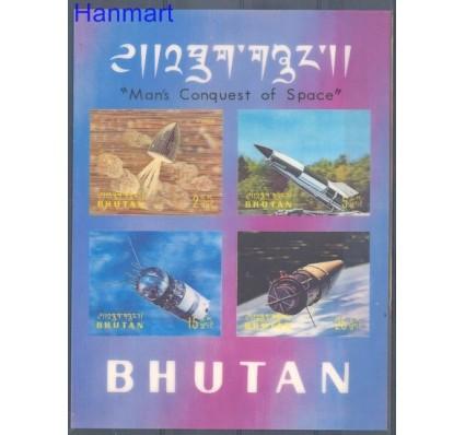 Znaczek Bhutan 1970 Mi bl 41 Czyste **