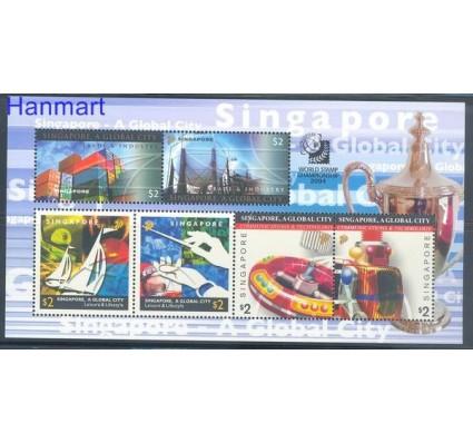 Znaczek Singapur 2004 Mi bl 113 Czyste **