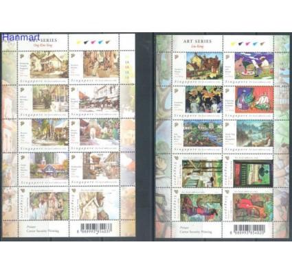 Znaczek Singapur 2004 Mi 1299-1318 Czyste **