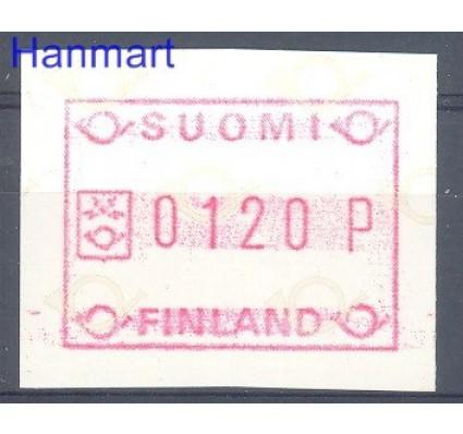 Znaczek Finlandia 1982 Mi aut 1 Czyste **