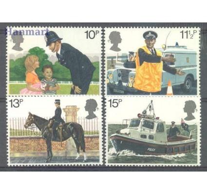 Wielka Brytania 1979 Mi 808-811 Czyste **