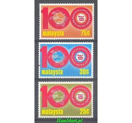 Znaczek Malezja 1974 Mi 121-123 Czyste **