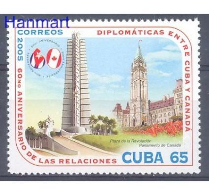 Znaczek Kuba 2005 Mi 4686 Czyste **
