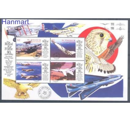 Znaczek Saint Vincent i Grenadyny 1998 Mi 4475-4478 Czyste **