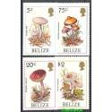 Belize 1986 Mi 930-933 Czyste **