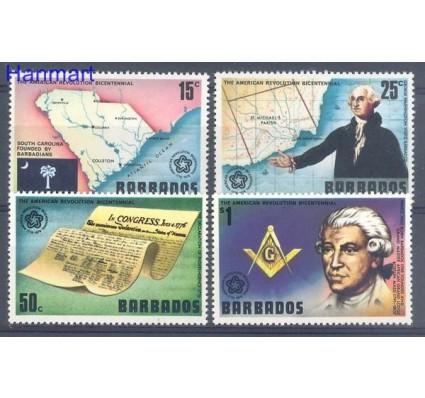 Znaczek Barbados 1976 Mi 405-408 Czyste **