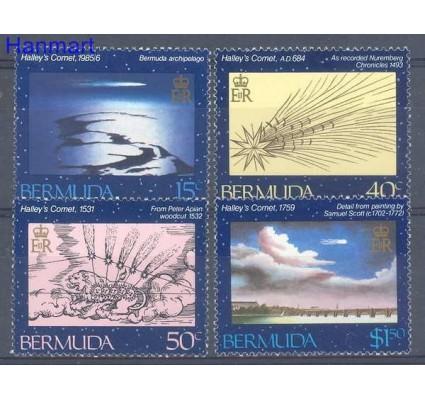 Znaczek Bermudy 1985 Mi 467-470 Czyste **