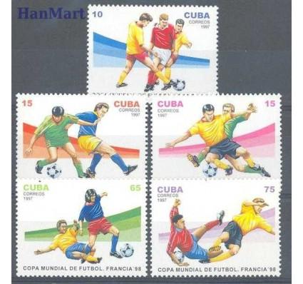 Znaczek Kuba 1997 Mi 4003-4007 Czyste **