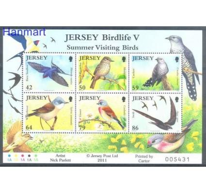 Znaczek Jersey 2011 Mi bl 93 Czyste **