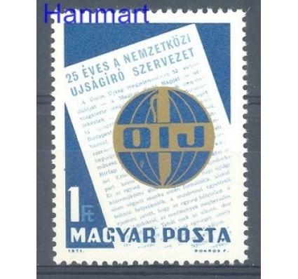 Węgry 1971 Mi 2693 Czyste **