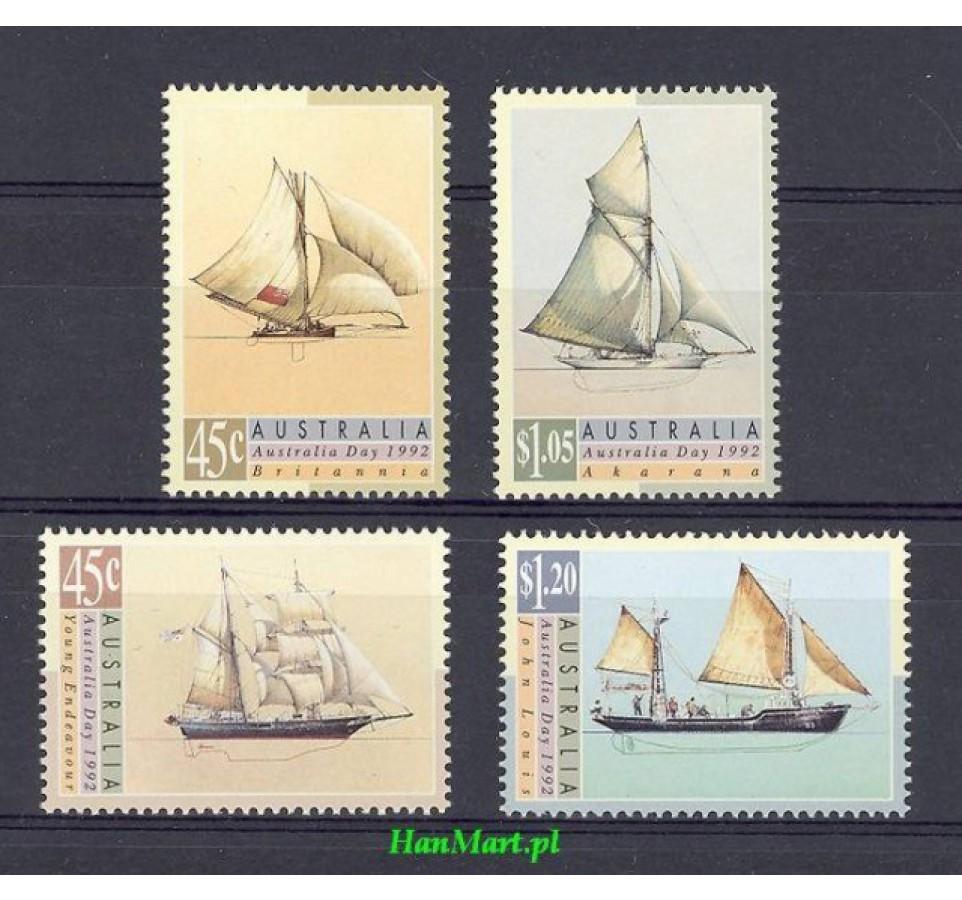 Australia 1992 Mi 1288-1291 Czyste **